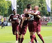 1.Spieltag  FSV 63 Luckenwalde - BFC Dynamo