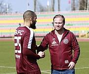 28.Spieltag BFC Dynamo - VfB Germania Halberstadt