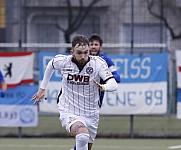 Viertelfinale AOK Landespokal ,Sp.Vg. Blau-Weiß 1890 - BFC Dynamo  ,