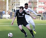 Testspiel SV Empor Berlin - BFC Dynamo