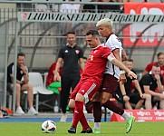 Testspiel Ludwigsfelder FC - BFC Dynamo