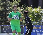 Testspiel Malchower SV - BFC Dynamo