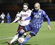 Viertelfinale AOK Landespokal , BFC Dynamo - SV Tasmania Berlin