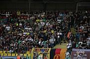 Halbfinale Berliner Pilsner-Pokal BFC Dynamo - Tennis Borussia Berlin