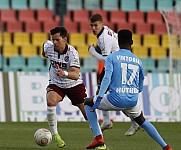 Halbfinale Runde AOK Landespokal , BFC Dynamo - FC Viktoria 1889 Berlin ,