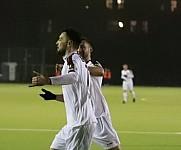 Achtelfinale Berliner Pilsner-Pokal Türkiyemspor - BFC Dynamo