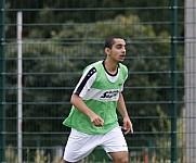 Trainingsspiel A1 - B1 Jugend