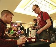 Autogrammstunde in den Schönhauser Allee Arcaden