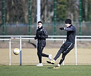 Training 21.03.2018